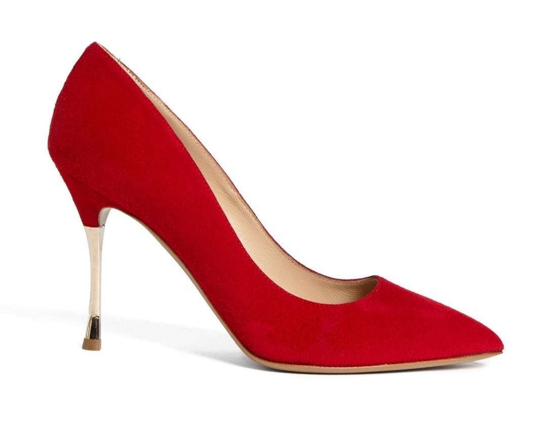 five elegant high heels to make you even more stylish. Black Bedroom Furniture Sets. Home Design Ideas