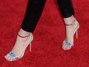 Walk gracefully in high heels