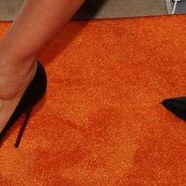Top 10 Celebrities in High Heels for October