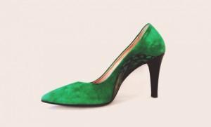 Wing high heels