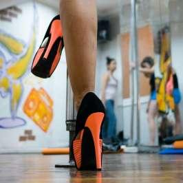 How to dance in high heels
