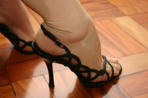 The top 5 mistakes when wearing high heels