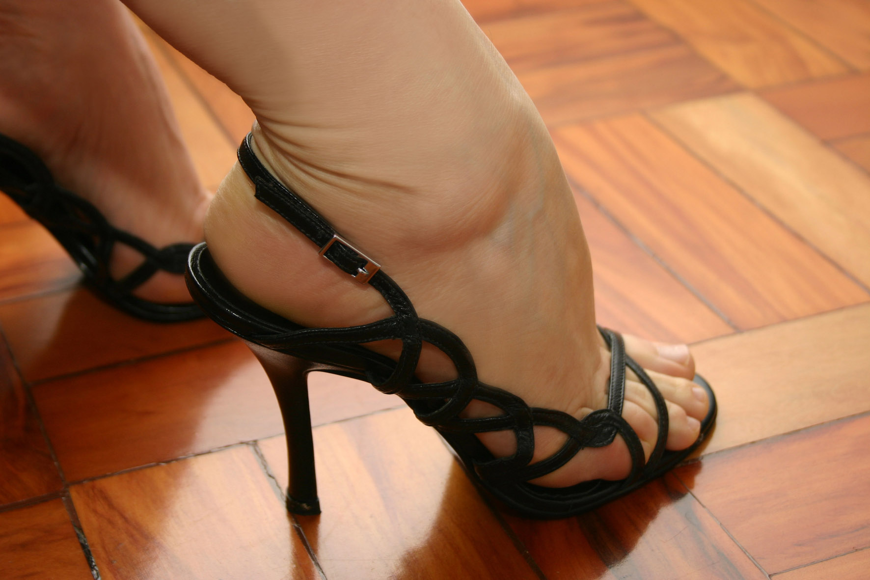 Ladies On High Heels