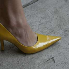 Is this the ultimate secret to wearing high heels painlessly?