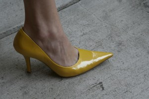 HeelSecret tries to keep your high heels on your feet