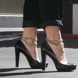 Walking in Stilettos is a company that teaches you how to walk in high heels