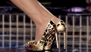 Top 10 celebrities in high heels for November 2014