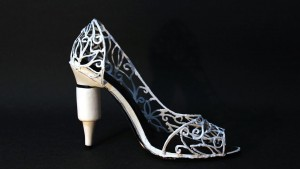 Are 3D printed high heels the future?