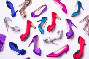 Shoes of Prey lets you design your own high heels