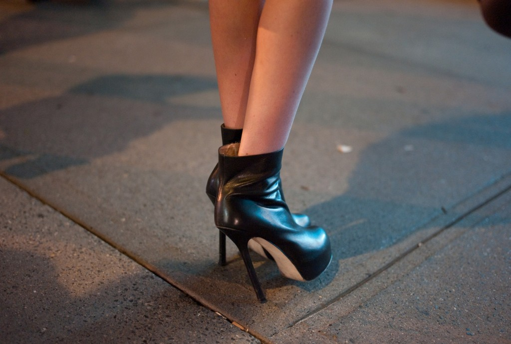 Rocket scientists are developing a new type of high heels
