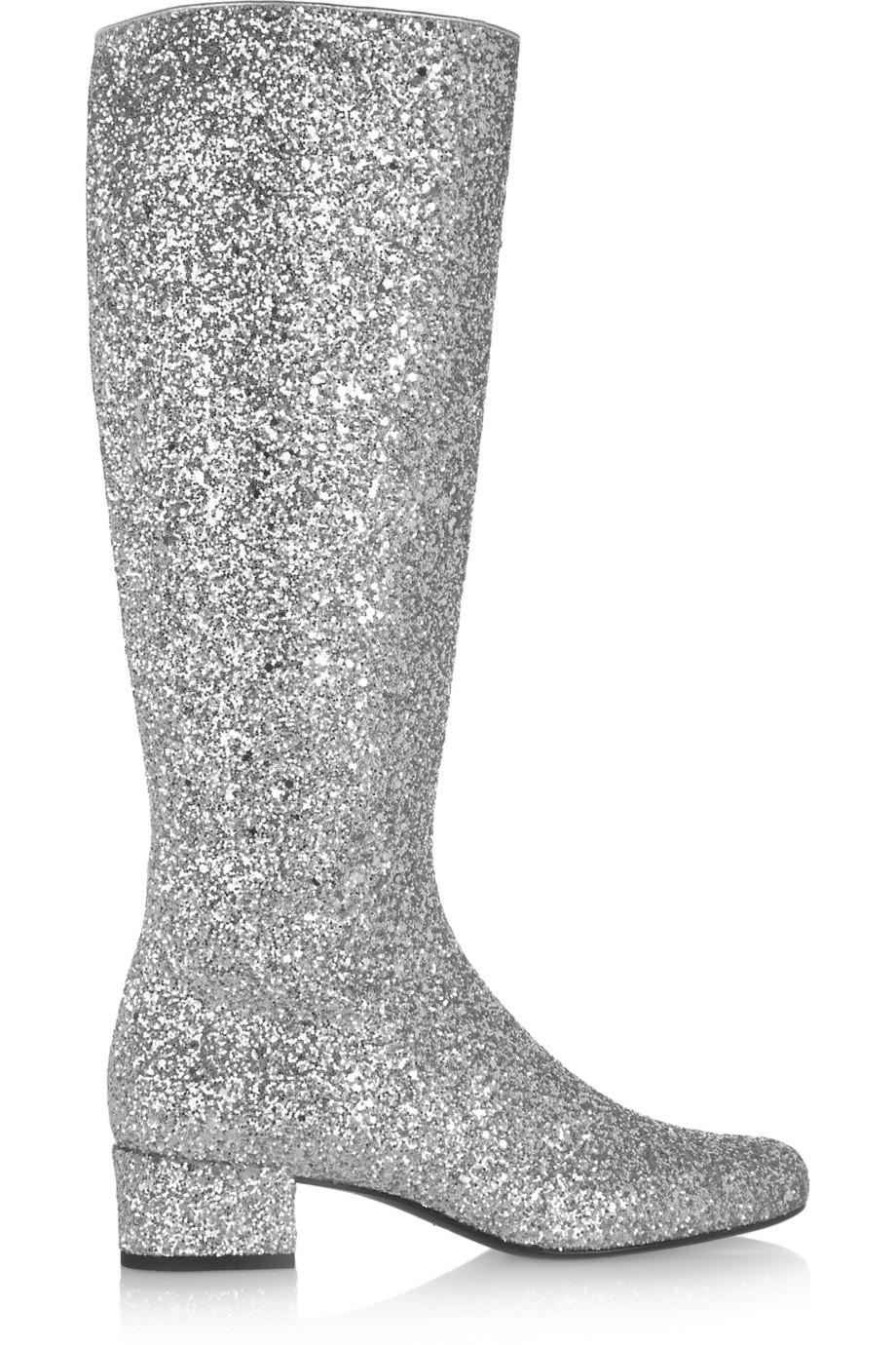 glitter thigh high boots bsrjc boots
