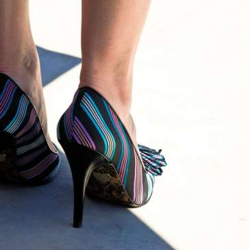 The Loub Job becomes popular with high heels lovers