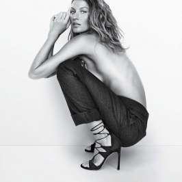 Top 10 pictures of Gisele Bundchen in high heels