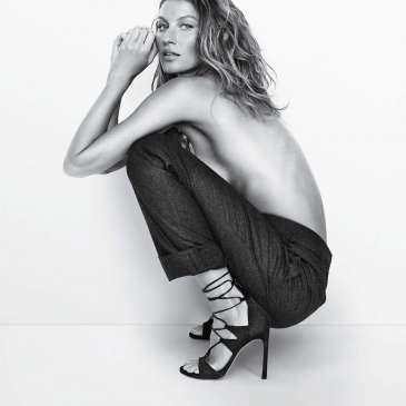 Top 10 pictures of Gisele Bundchen in high heels