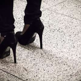 New research claims high heels can lead to arthritis and worn out knees