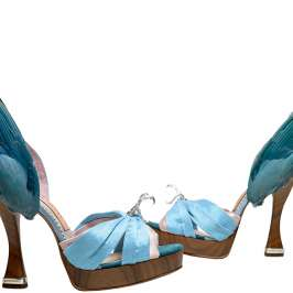 Victoria & Albert Museum prepares exhibition on the most extreme shoes