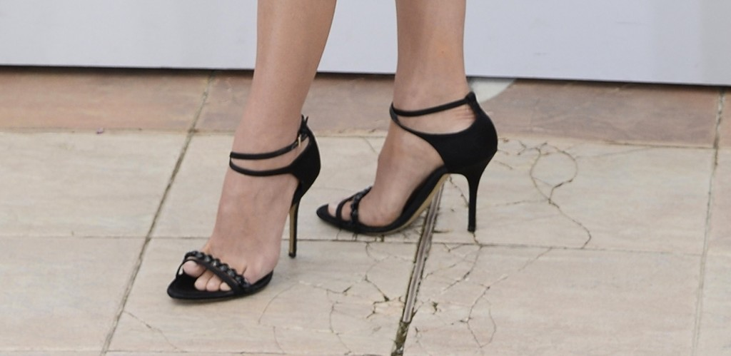 How can high heels help your career