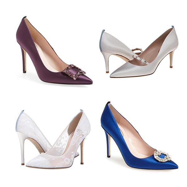 SJP by Sarah Jessica Parker launched new wedding high heels