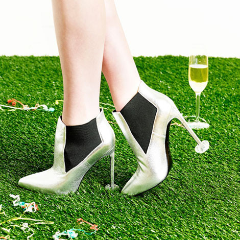 Starlettos protect your high heels from rough surfaces