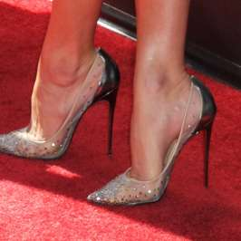 The top 10 celebrities in high heels at the 2015 ESPY Awards