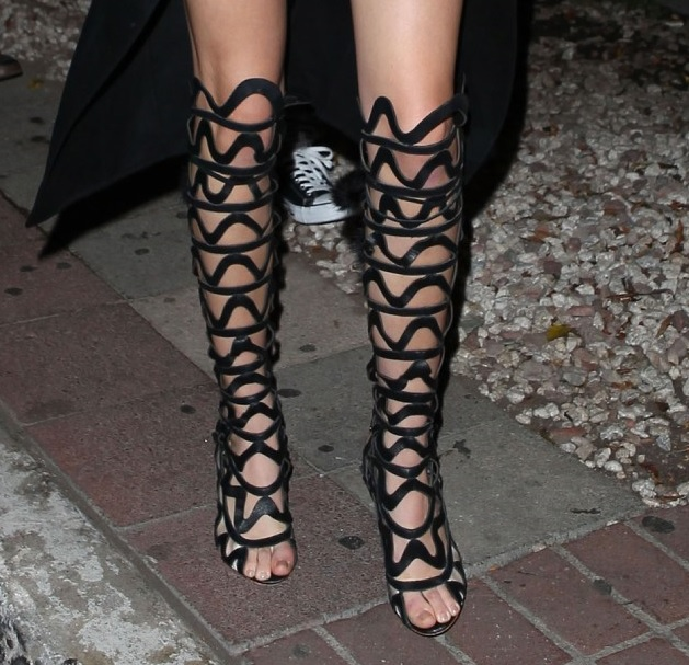 High heel celebrity of the week: Kendall Jenner