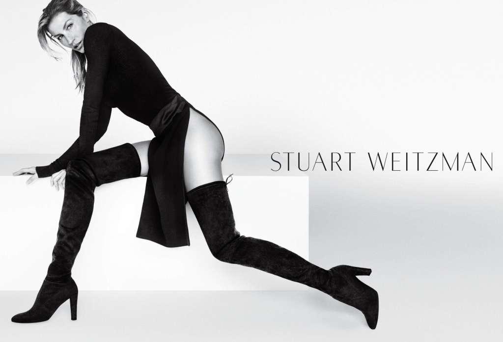 Gisele Bundchen stars in Stuart Weitzman's first commercial (video)