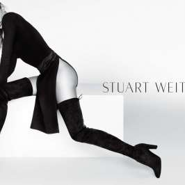 Gisele Bundchen stars in Stuart Weitzman's first commercial (video)