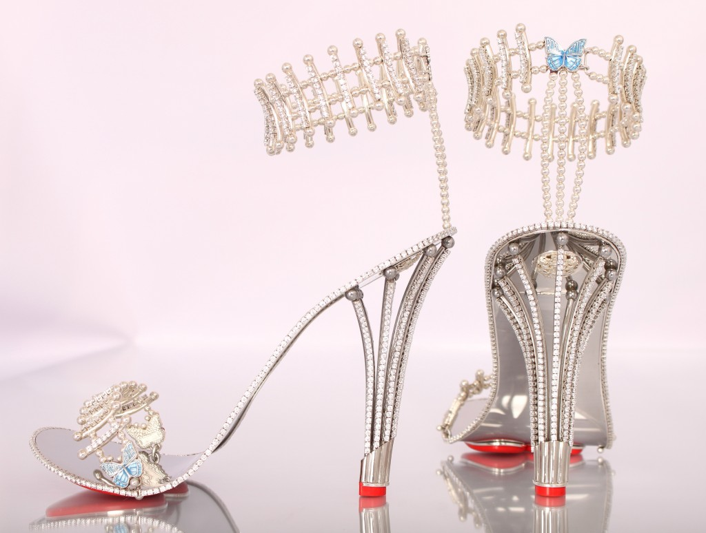 Beyonce just spent $312 000 on a pair of high heels
