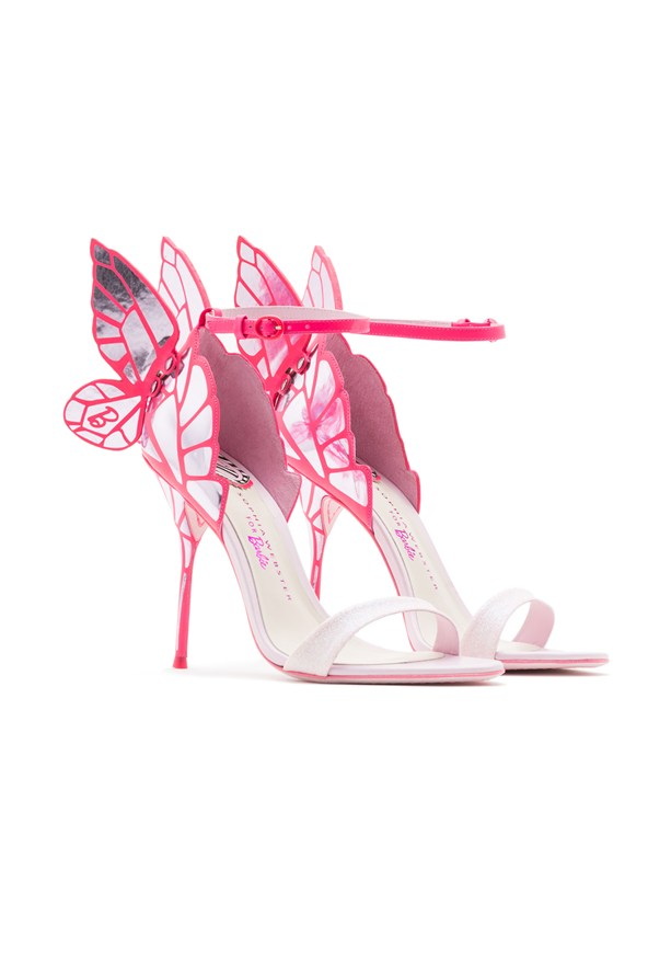 Sophia Webster and Barbie launch new shoe collection (for real people)