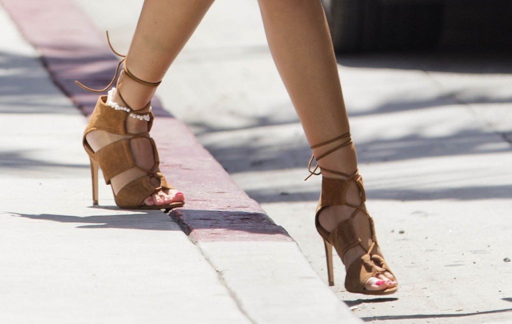 Scientist tells the real reasons why women love high heels