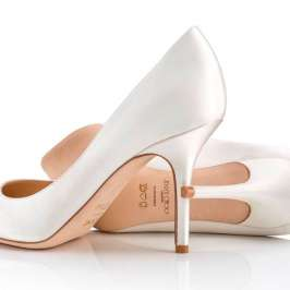 Jimmy Choo introduces customizable bridal high heels