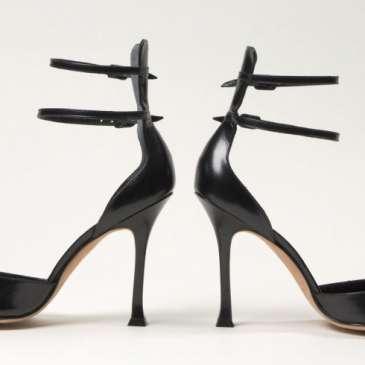 Manolo Blahnik on the best high heels and design