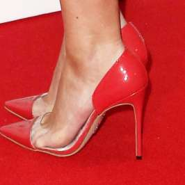 The Top 5 celebrities in high heels at the Inside Soap Awards 2015 in London