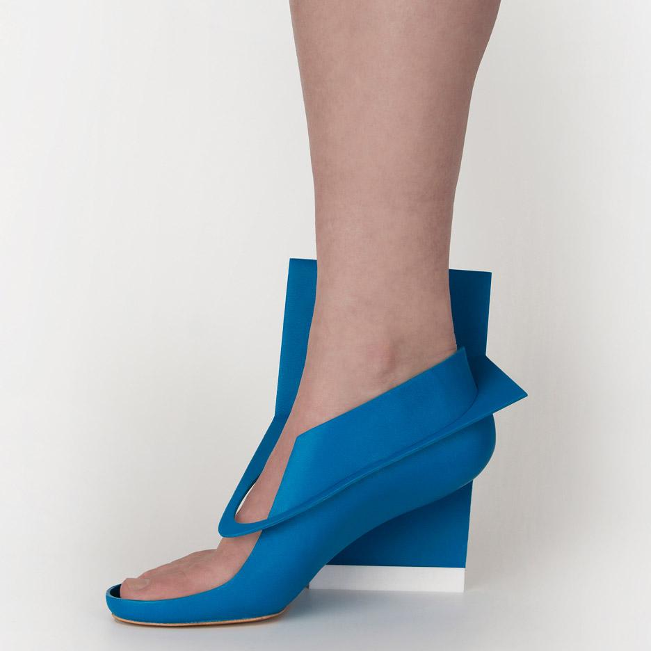 Bluepanel shoes