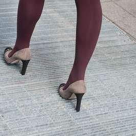 New York introduces new high heel friendly sidewalk grates