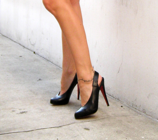 The Five Types Of High Heels Men Will Like On You