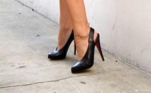 high heels exercises