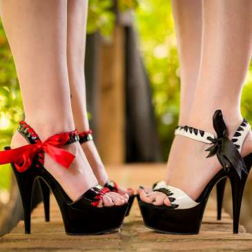 What not to say to a woman in high heels