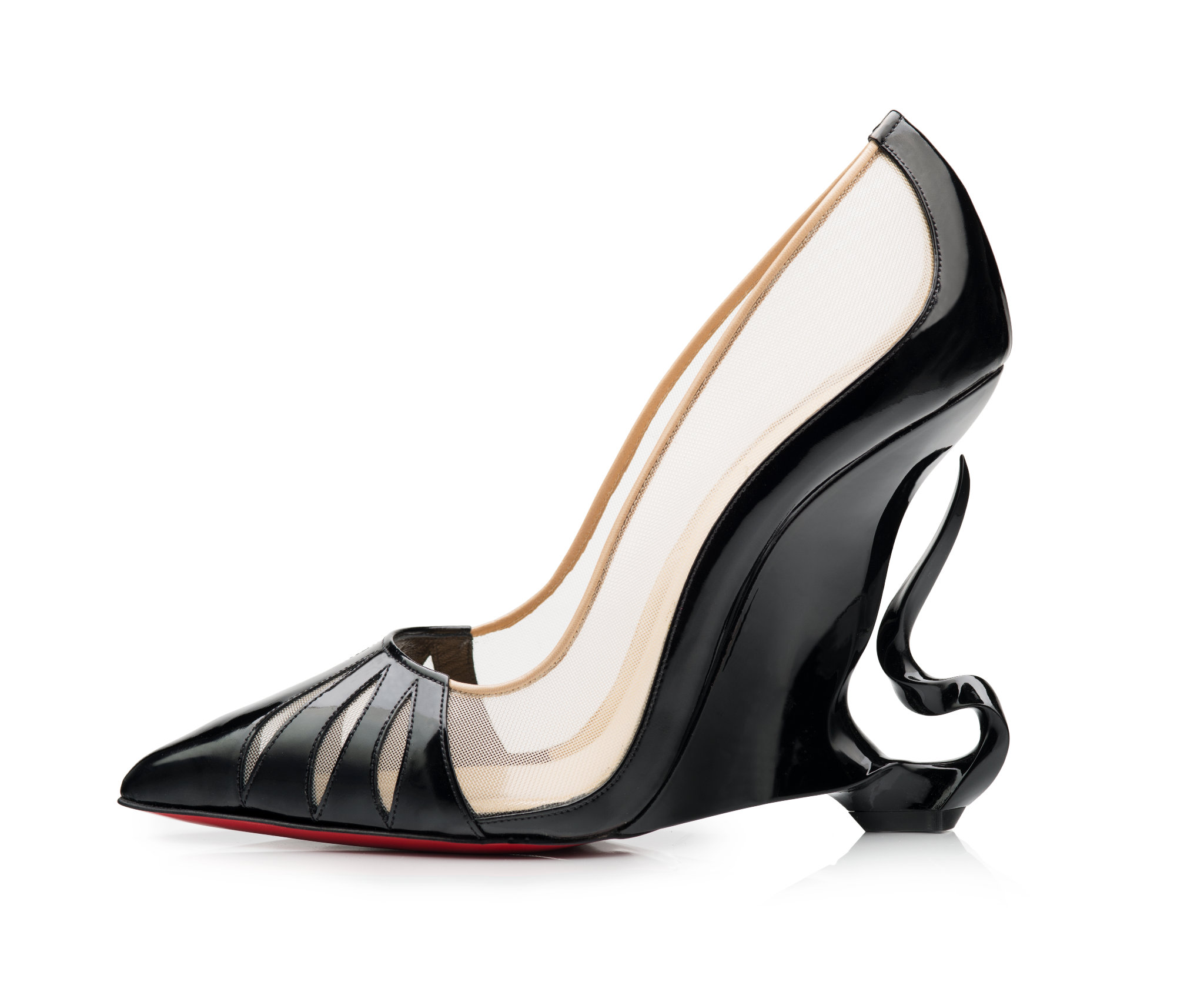 Christian Louboutin Malangeli shoes go on sale in October ...