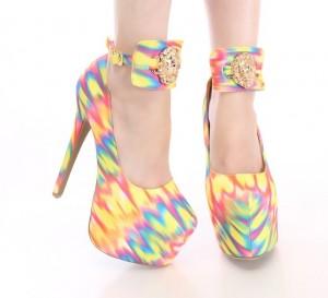 club high heels