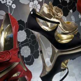 Why are women addicted to high heels