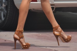 10 reasons why women love high heels