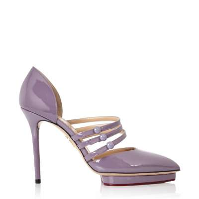 These are also great for a night out and the slight platform and lower heels would be better for dancing.