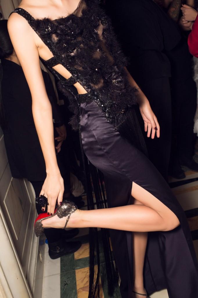 How to identify genuine Christian Louboutin high heels