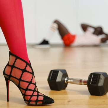 Blog: There's something seriously wrong with the idea and reception people have of high heels