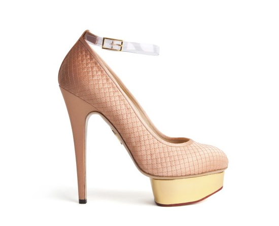 Six ways to wear platform high heels