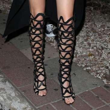 High heel celebrity of the week: Kendall Jenner