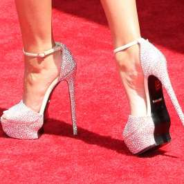 The best celebrities in high heels at the 2015 BET Awards