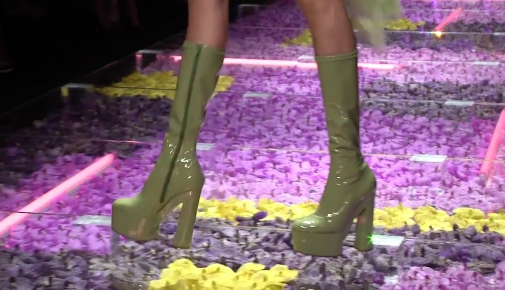 The high heels trends from the Fall Winter 2015/2016 Paris Fashion Week