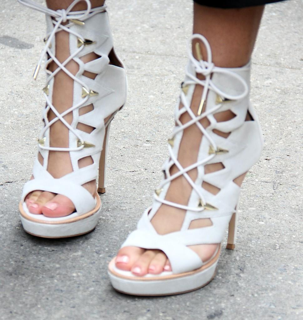 Zendaya's heels Daya